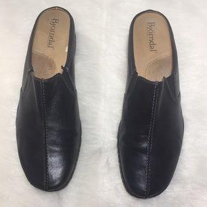 Bjorndal Zeppo Mule Clog Shoes
